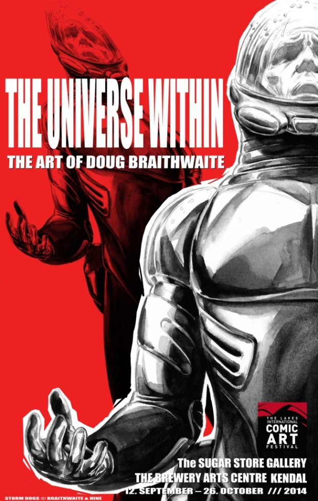 The Universe Within: The Art of Doug Braihtwaite