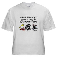 The Really Heavy Greatcoat: T-Shirts