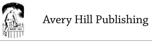 Avery Hill Publishing Logo