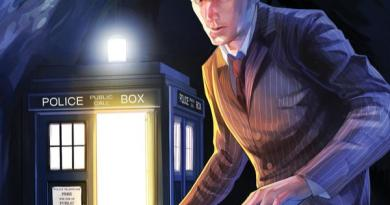 Doctor Who: The Tenth Doctor Issue 3 - Cover A