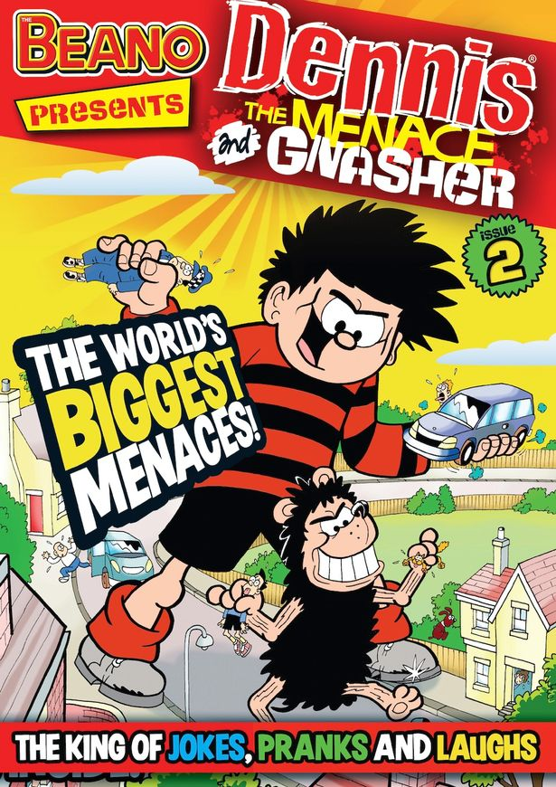 Dennis the Menace - Digital Comic - Cover