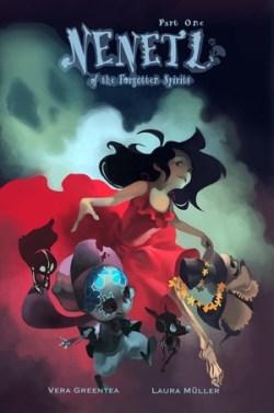Nenetl of the Forgotten Spirits #1 Cover