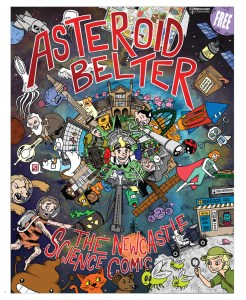 Asteroid Belter Cover