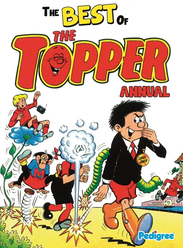 Best of Topper Annual