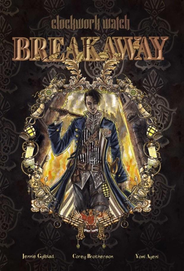 Clockwork Watch - Breakaway - Cover