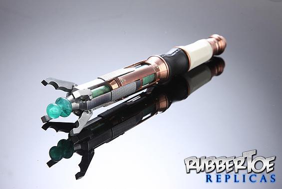 Rubbertoe Replicas Sonic Screwdriver