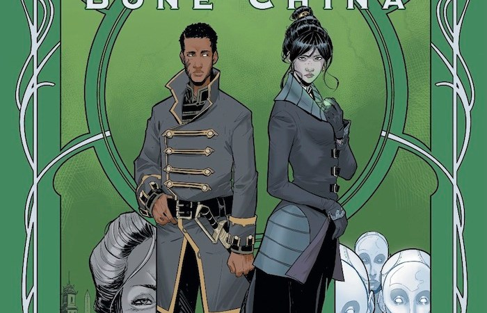 Sneak Preview: Bone China from Improper Books