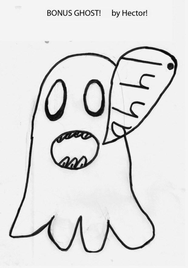 Bonus Ghost