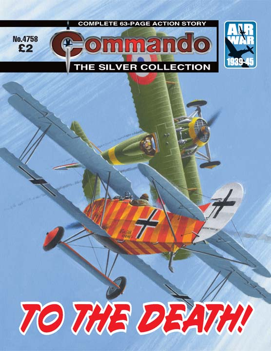 Commando 4758