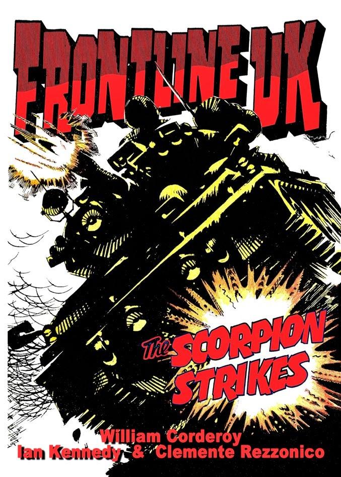 Frontline UK Cover