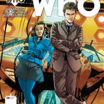 The Tenth Doctor #4 Cover C (Elena Casagrande)