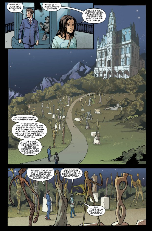 The Tenth Doctor #4 preview 2