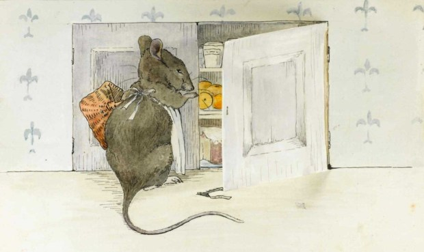 Art by Beatrix Potter