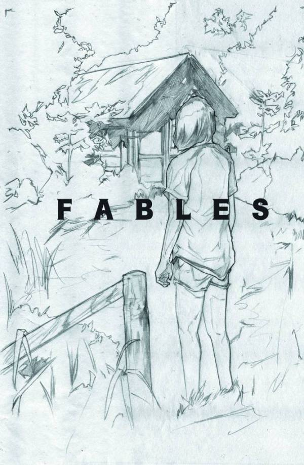 Fables #146 - Cover