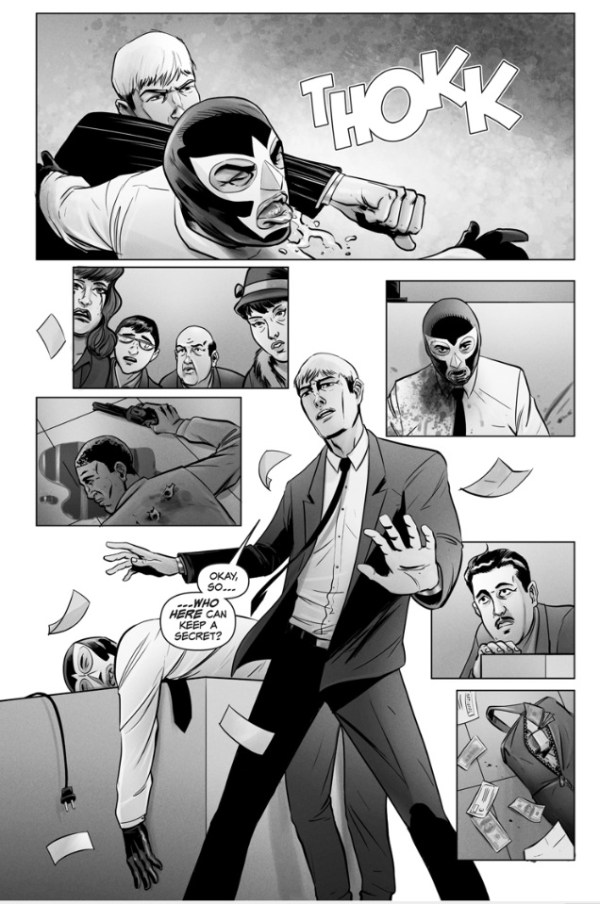 Propeller #1 - Sample Page
