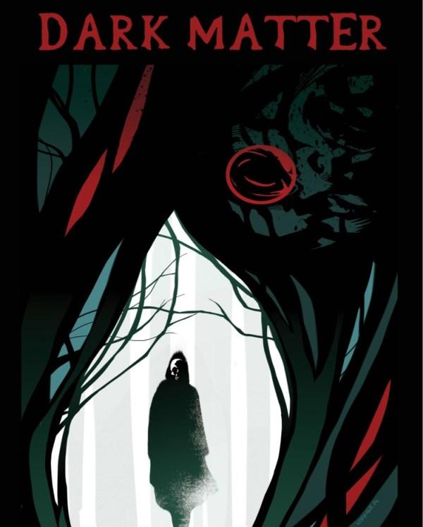 Dark Matter: Cover