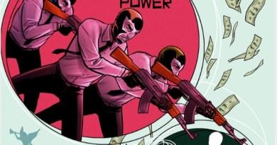 Propeller #1 - Cover