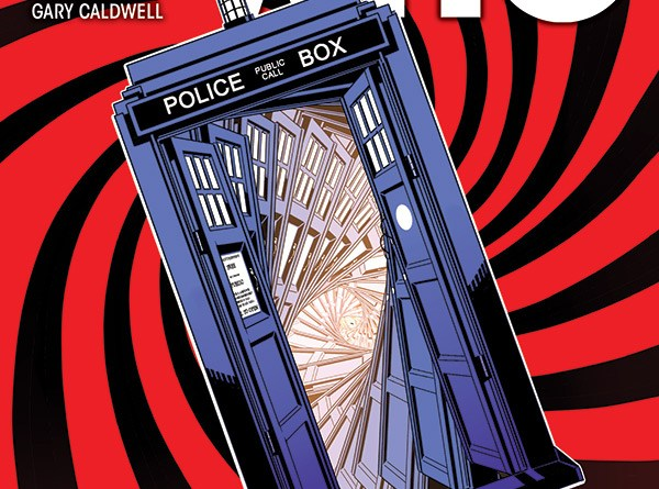 Doctor Who: Eleventh Doctor # 6 - Cover A