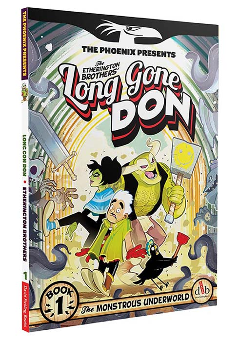 Long Gone Don - The Etherington Brothers