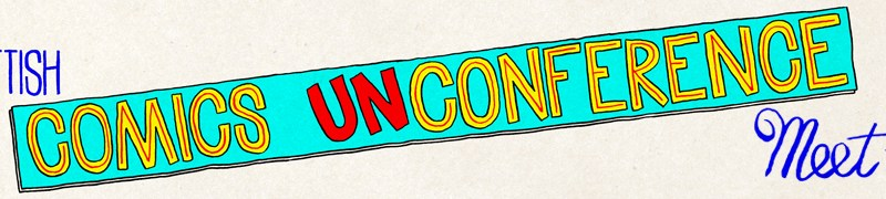 Scottish Comics Unconference Meet-up announced for February 2015, participants wanted