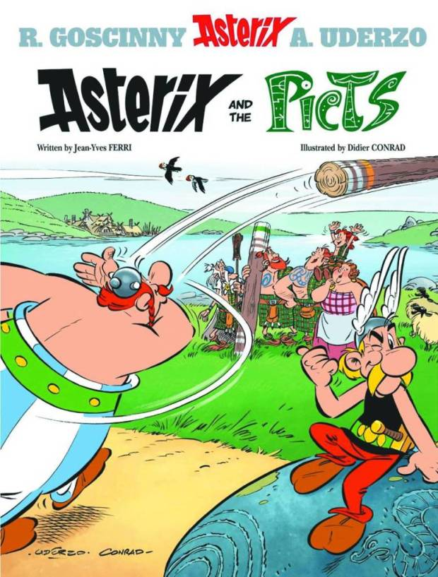 Asterix and The Picts - Soft Cover
