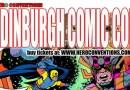 Edinburgh Comic Con:  Four weeks to go