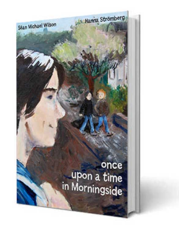 Once Upon A Time in Morningside - Cover