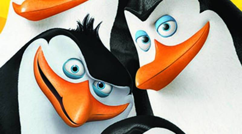 Penguins of Madagascar #2