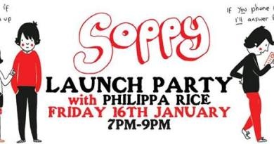 Soppy Launch Party Image
