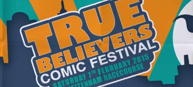 True Believers Comic-Con 2015