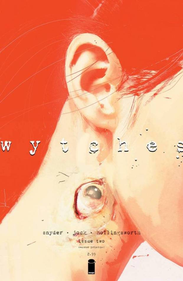 Wytches 2 (Second Printing)
