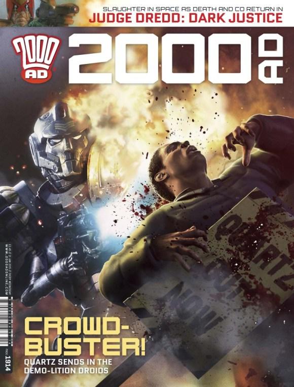 2000AD Prog 1914 - Final Cover
