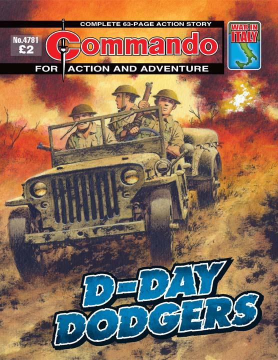 Commando 4781