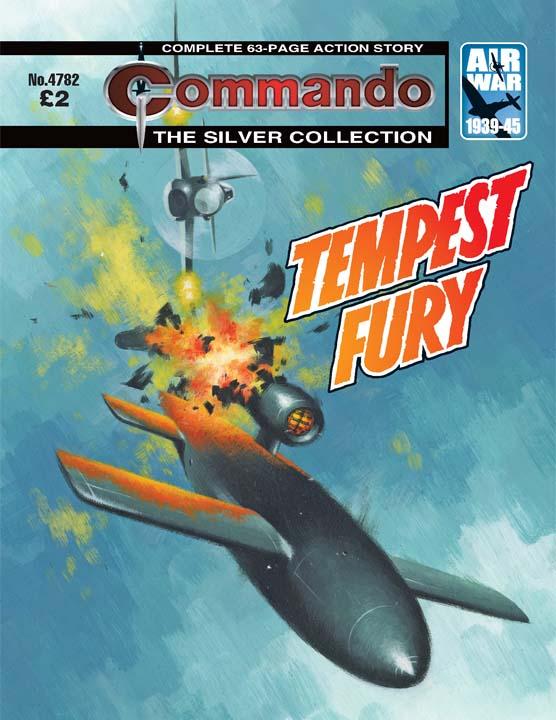 Commando 4782