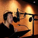 David Hayter provides the voice of Winter Soldier for the Marvel Heroes game. Image courtesy Gazillion.