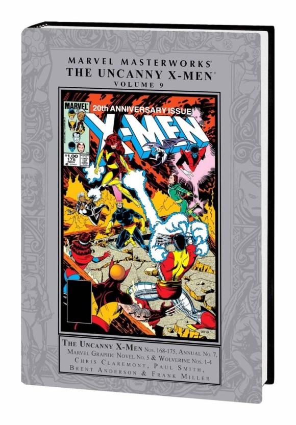 Marvel Master Works Uncanny X-Men Hard Cover Volume 9
