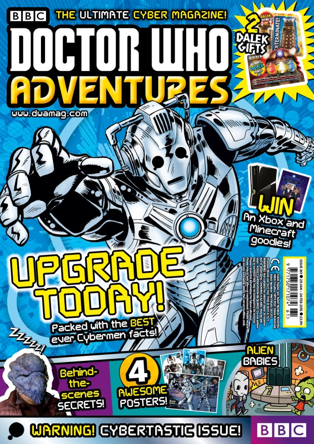 Doctor Who Adventures Issue 361
