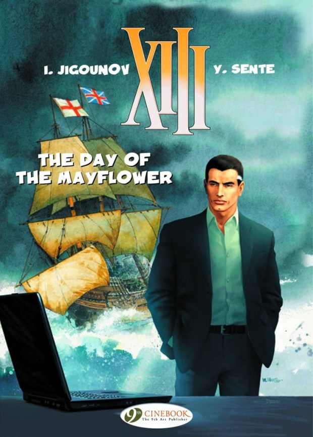 XIII Volume 19: Day Of Mayflower