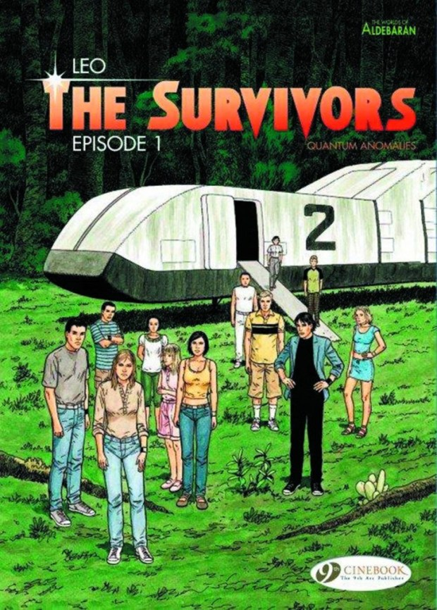 The Survivors Graphic Novel Volume 1