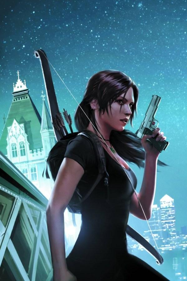 Tomb Raider #12