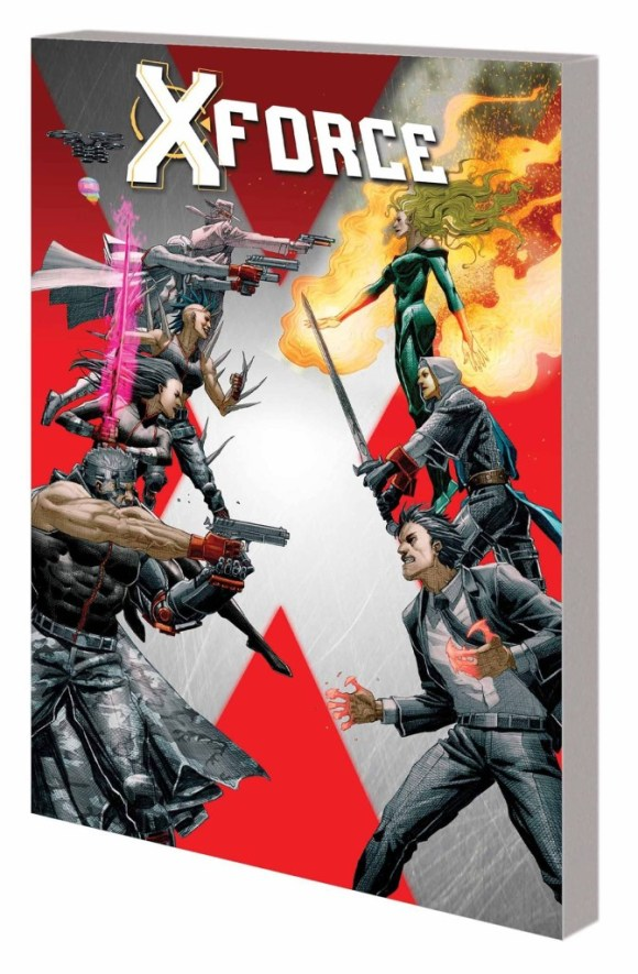 X-Force Trade Paperback Volume 2 - Hide Fear