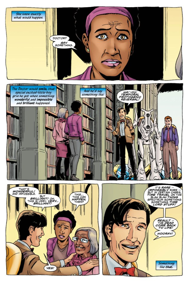 Doctor Who: The Eleventh Doctor #8 - Preview 1