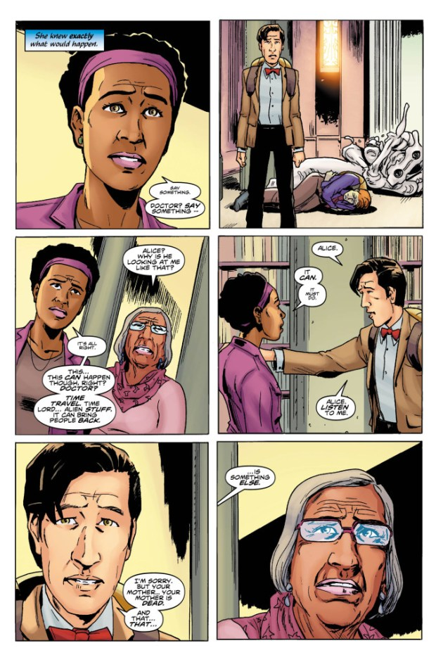 Doctor Who: The Eleventh Doctor #8 - Preview 3