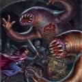 2000AD Prog 1916 Cover Art