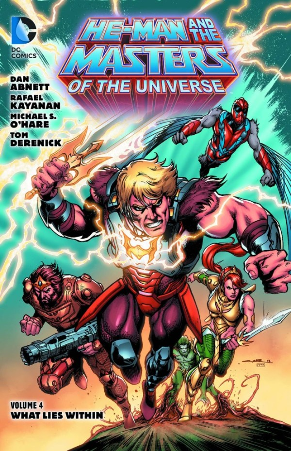 He-Man And The Masters Of The Universe Trade Paperback Volume 4