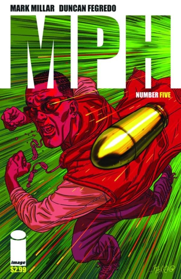 MPH #5 (Fegredo Cover)