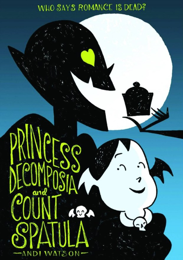 Princess Decomposia & Count Spatula Graphic Novel