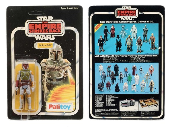 Star Wars Boba Fett Figure
