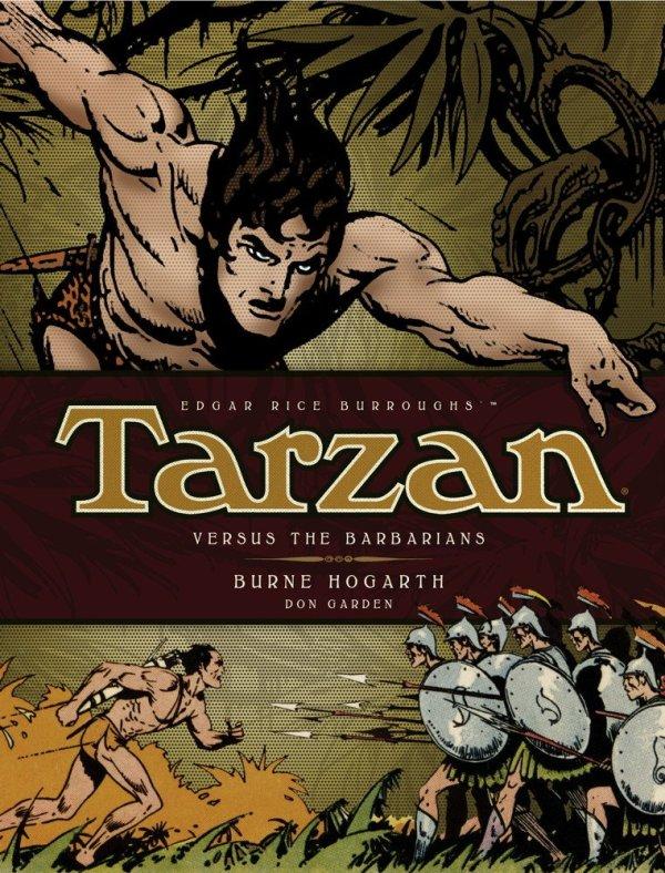 Tarzan Volume 2: Tarzan - Versus The Barbarians