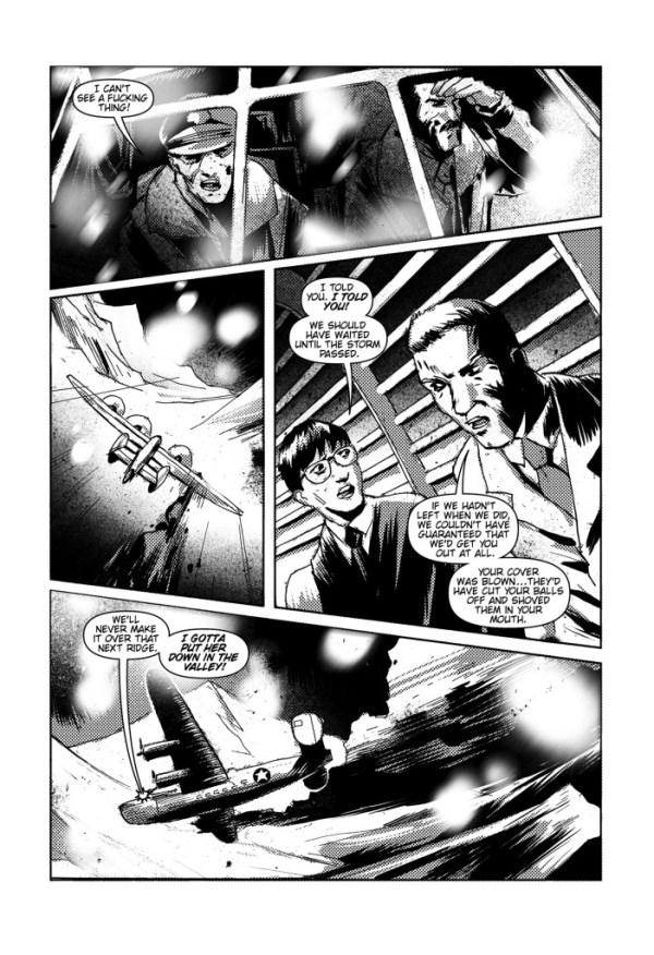 Abominable Glory - Page 2